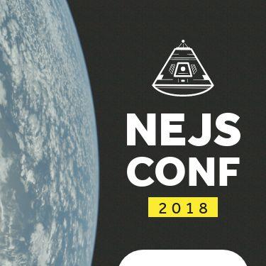 Screenshot of https://2018.nejsconf.com/