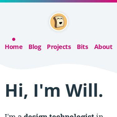 Screenshot of https://codersblock.com/