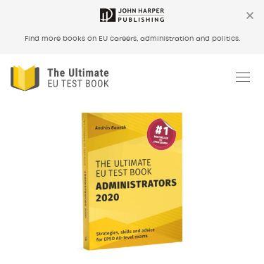 Screenshot of https://eu-testbook.com/