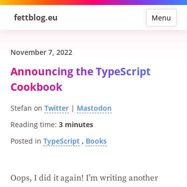 Screenshot of https://fettblog.eu