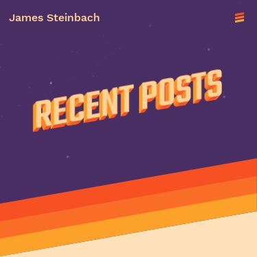 Screenshot of https://jdsteinbach.com/