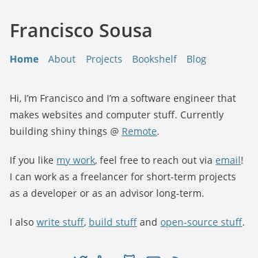 Screenshot of https://jfranciscosousa.com