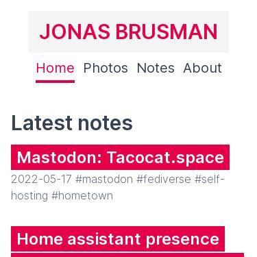 Screenshot of https://jonas.brusman.se