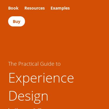 Screenshot of https://practical.guide/