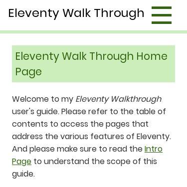 Screenshot of https://rphunt.github.io/eleventy-walkthrough/