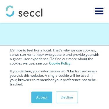 Screenshot of https://seccl.tech/