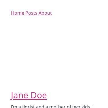 Screenshot of https://smix.netlify.app/