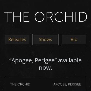 Screenshot of https://whoistheorchid.com/