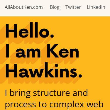Screenshot of https://www.allaboutken.com/
