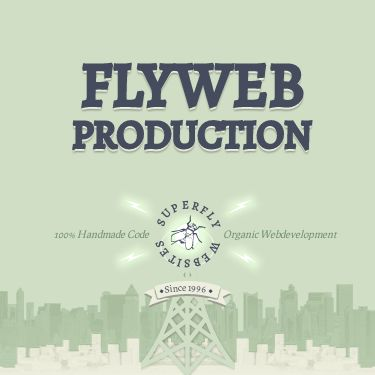 Screenshot of https://www.flyweb.at/