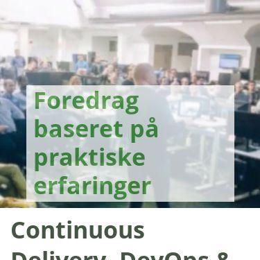 Screenshot of https://www.itforedrag.dk/