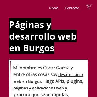 Screenshot of https://www.ogarcia.es/