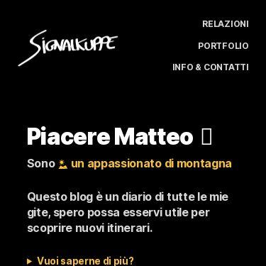 Screenshot of https://www.signalkuppe.com