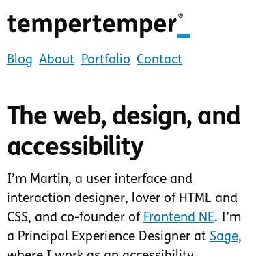 Screenshot of https://www.tempertemper.net/