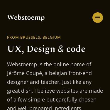 Screenshot of https://www.webstoemp.com/